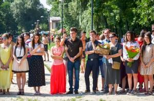 Спільне свято хрещення церков Львова (03.07.2016)