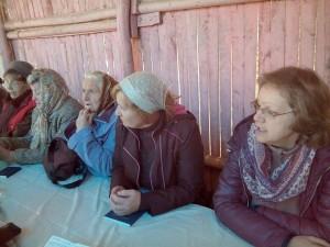 Сестринська молитва за місонерів