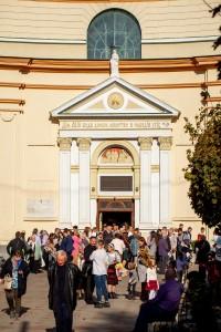 Спільне служіння церков Львова